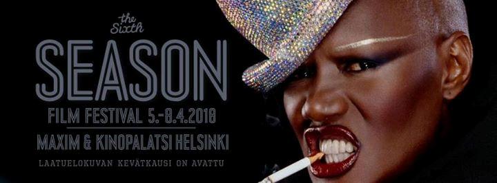 SEASON FILM FESTIVAL Affiche 2018