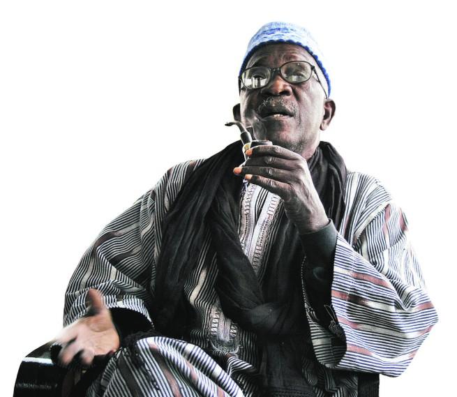 Sembène Ousmane (12.4.2006)