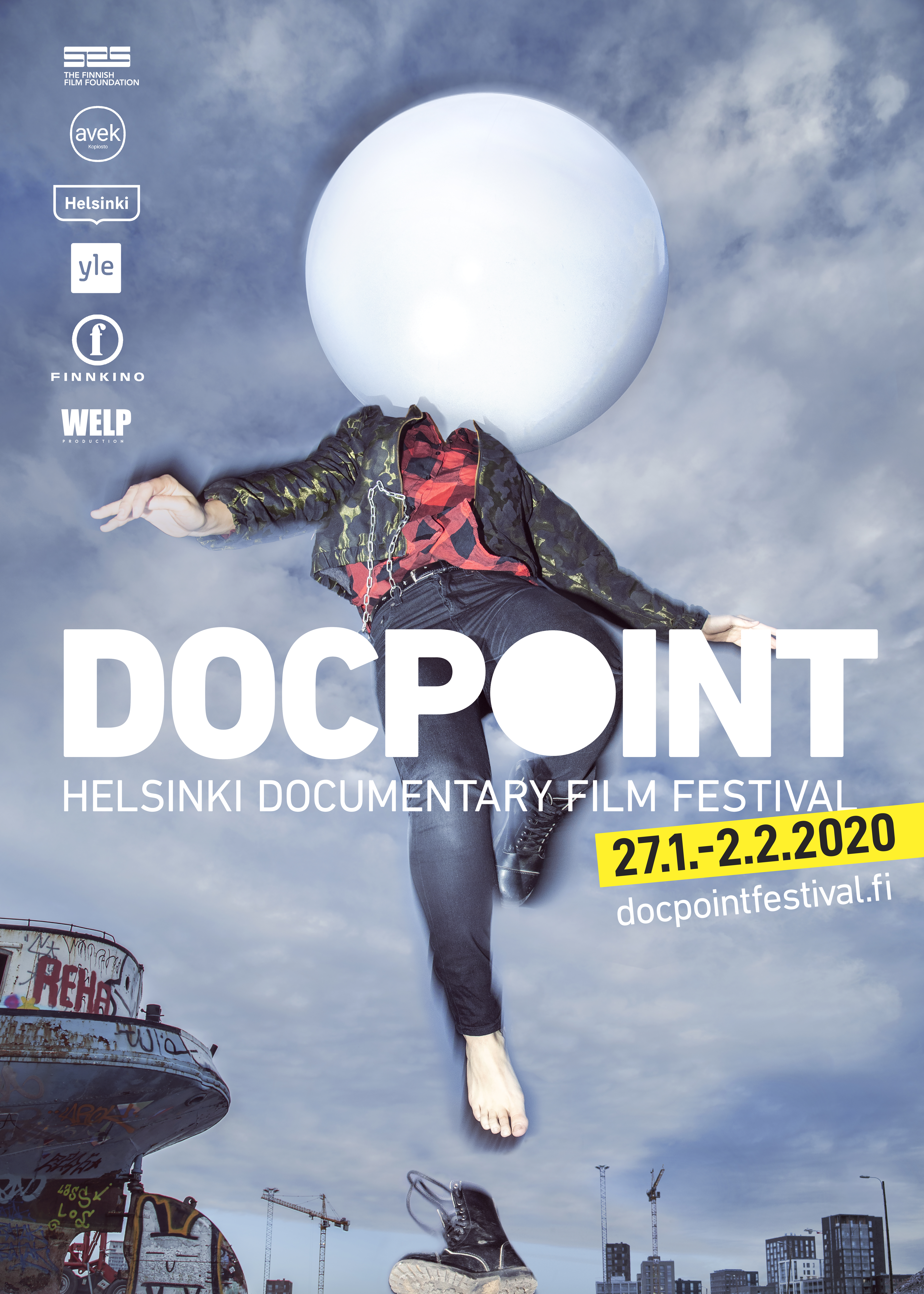 DocPoint 2020 Affiche