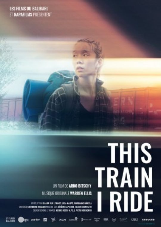 This Train I Ride Affiche